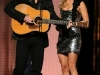 hosts-brad-paisley-and-carrie-underwood-perform-onstage-at-the-44th-annual-cma-awards-at-the-bridgestone-arena-on-november-10-2010-in-nashville-tennessee