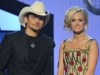 hosts-brad-paisley-and-carrie-underwood-speak-onstage-at-the-44th-annual-cma-awards-at-the-bridgestone-arena-on-nov-10-2010-in-nashville-tenn
