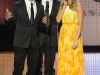 hosts-brad-paisley-and-carrie-underwood-with-nascar-driver-jeff-gordon-speak-onstage-at-the-44th-annual-cma-awards-at-the-bridgestone-arena-on-november-10-2010-in-nashville-tennessee