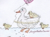 pictures-to-colour-duck-with-ducklings-and-fish-with-fishs-babies-happy-mothers-day-cards-picture-to-colouring
