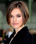 Keira Knightley's New Haircut: Beautiful Bob