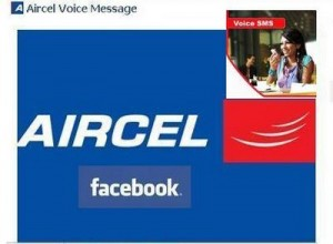 Update Facebook Status By Using Aircel