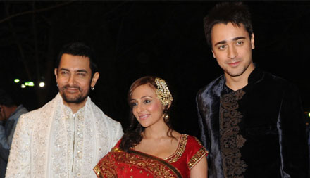 Imran Khan And Avantika Malik's Mehedi Ceremony Photos