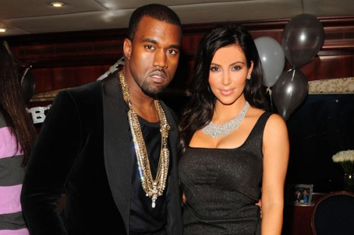 Kanye West Encouraged Kim Kardashian To Record a Song