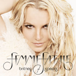 Britney Spears New Album Title 'Femme Fatale' and Cover Revealed